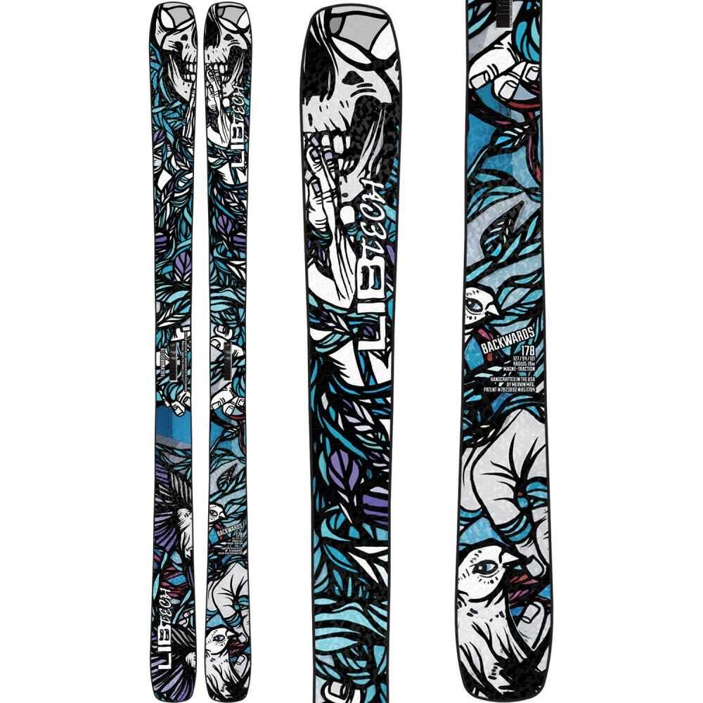 リブテック Lib Tech メンズ スキー・スノーボード ボード・板【Backwards Skis 2020】