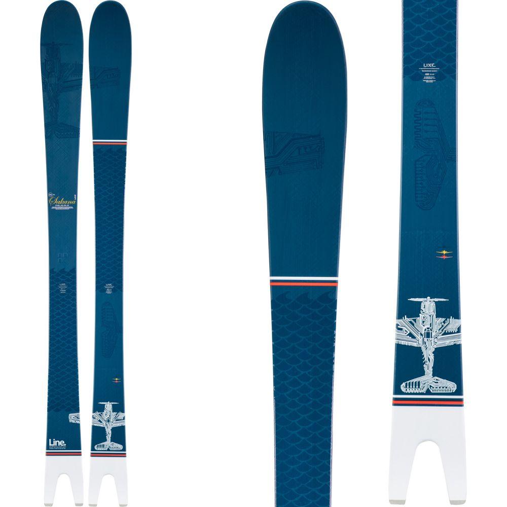 ライン Line メンズ スキー・スノーボード ボード・板【Sakana Skis 2020】