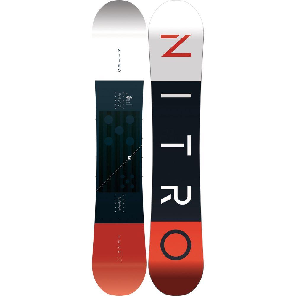 ニトロ Nitro メンズ スキー・スノーボード ボード・板【Team Gullwing Snowboard 2020】