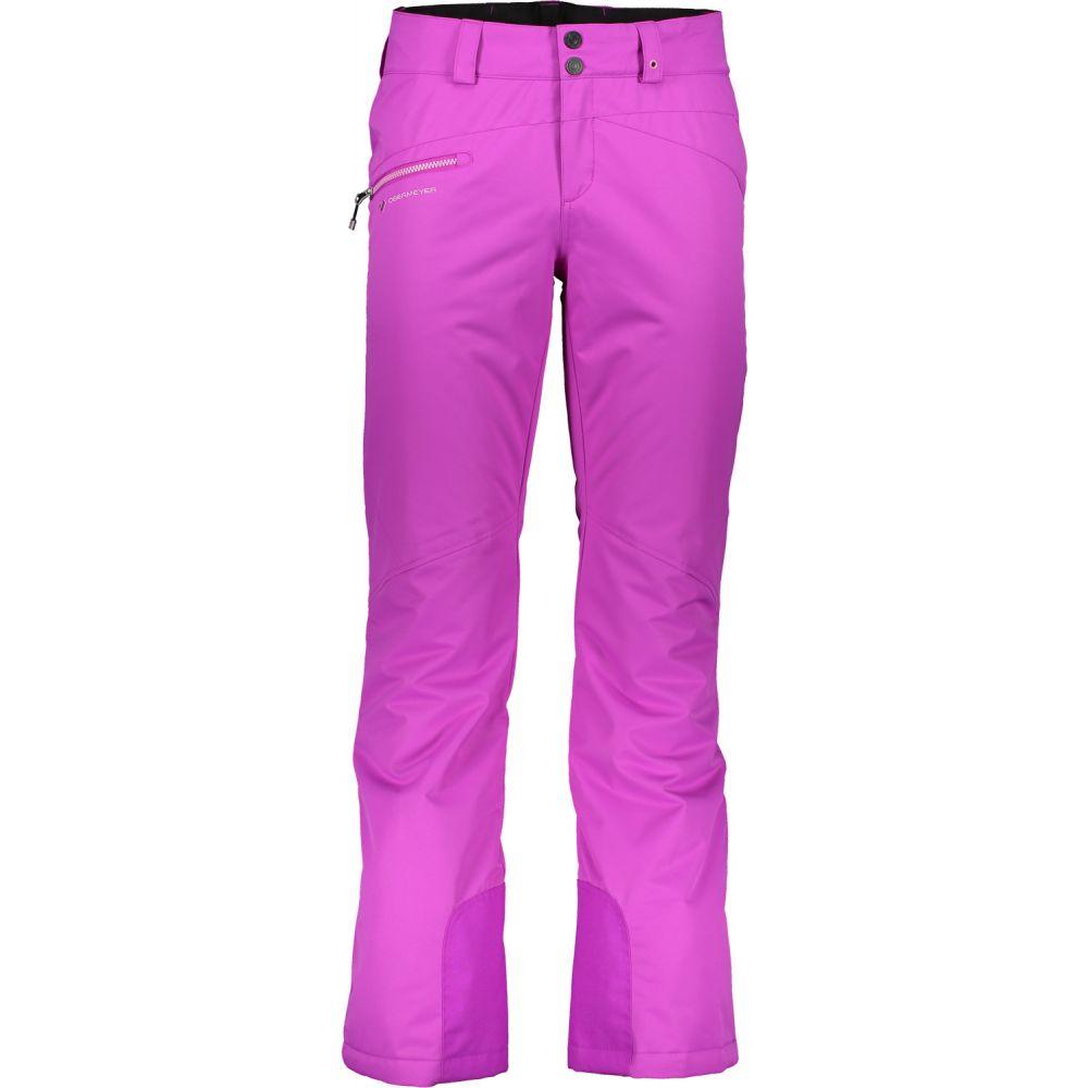 オバマイヤー Obermeyer レディース スキー・スノーボード ボトムス・パンツ【Malta Ski Pants】Violet Vibe