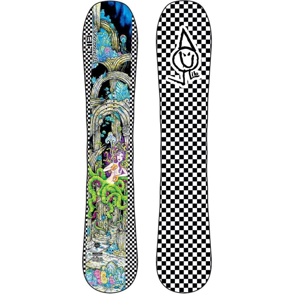 リブテック Lib Tech メンズ スキー・スノーボード ボード・板【Magic BM Snowboard 2020】