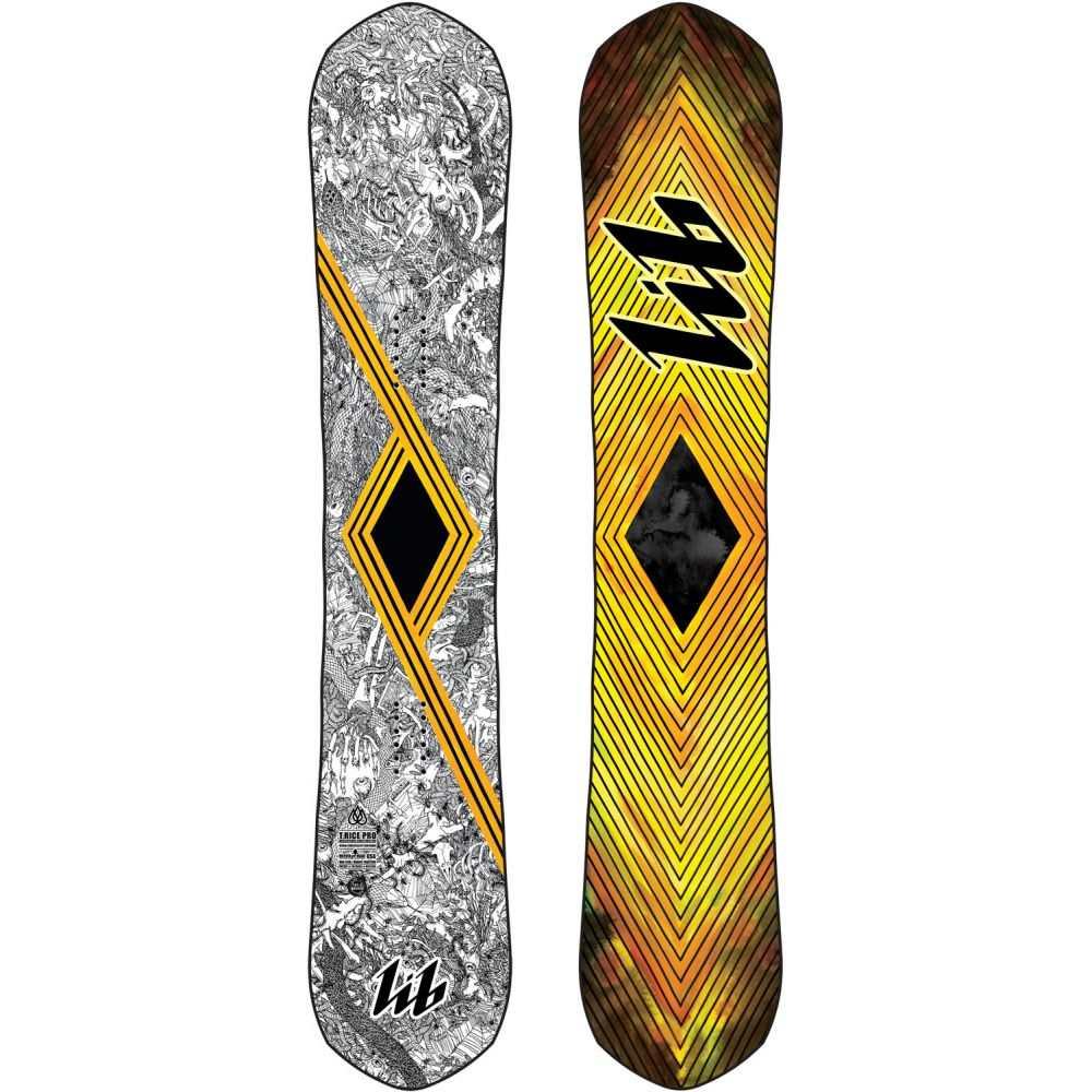 リブテック Lib Tech メンズ スキー・スノーボード ボード・板【T. Rice Pro HP Pointy Wide Snowboard 2020】