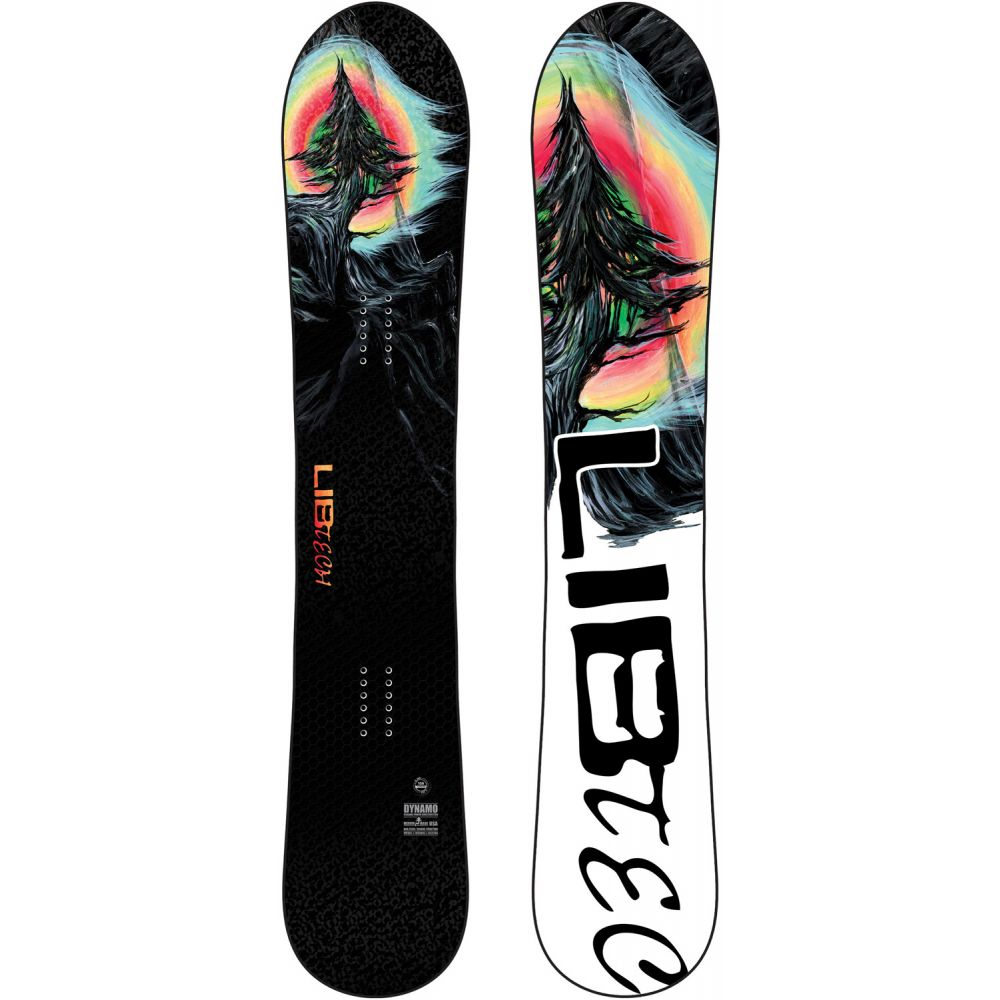 リブテック Lib Tech メンズ スキー・スノーボード ボード・板【Dynamo Wide Snowboard 2020】