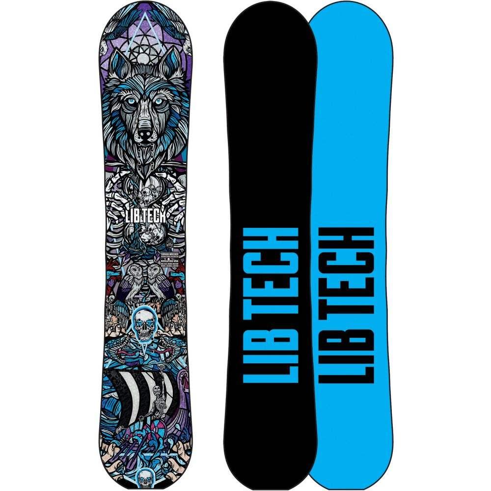 リブテック Lib Tech メンズ スキー・スノーボード ボード・板【Terrain Wrecker Snowboard 2020】