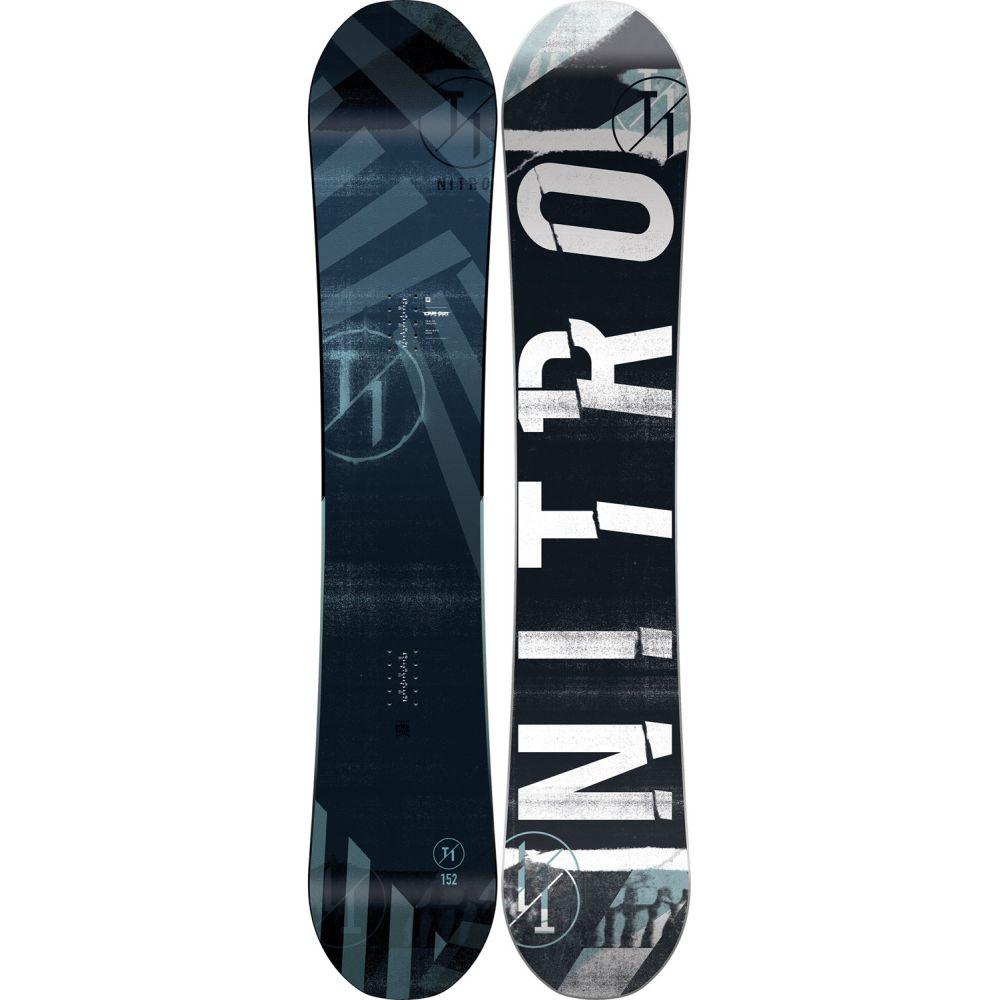 ニトロ Nitro メンズ スキー・スノーボード ボード・板【T1 Snowboard 2020】