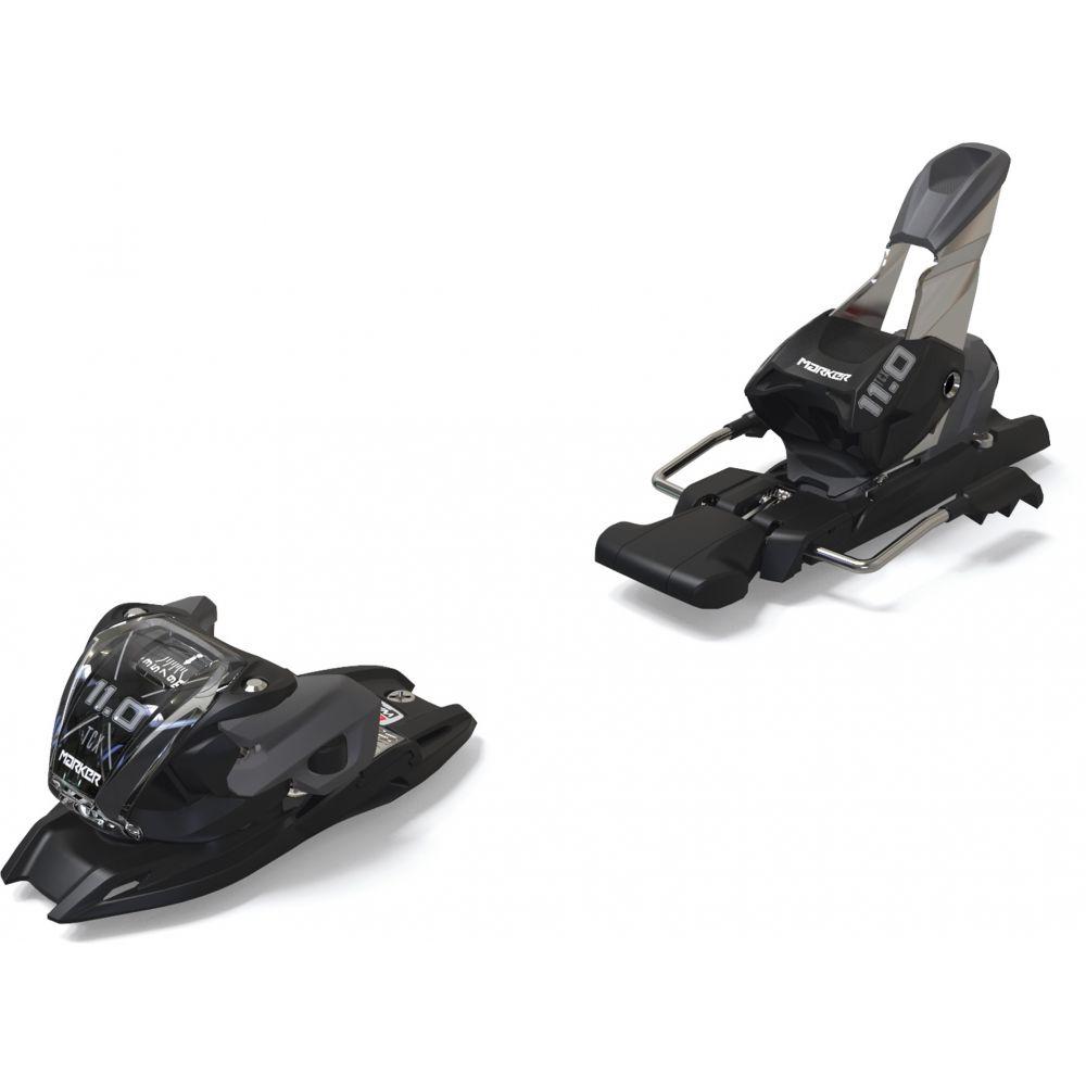 メーカー Marker メンズ スキー・スノーボード ビンディング【11.0 TP Ski Bindings 2020】Black/Anthracite