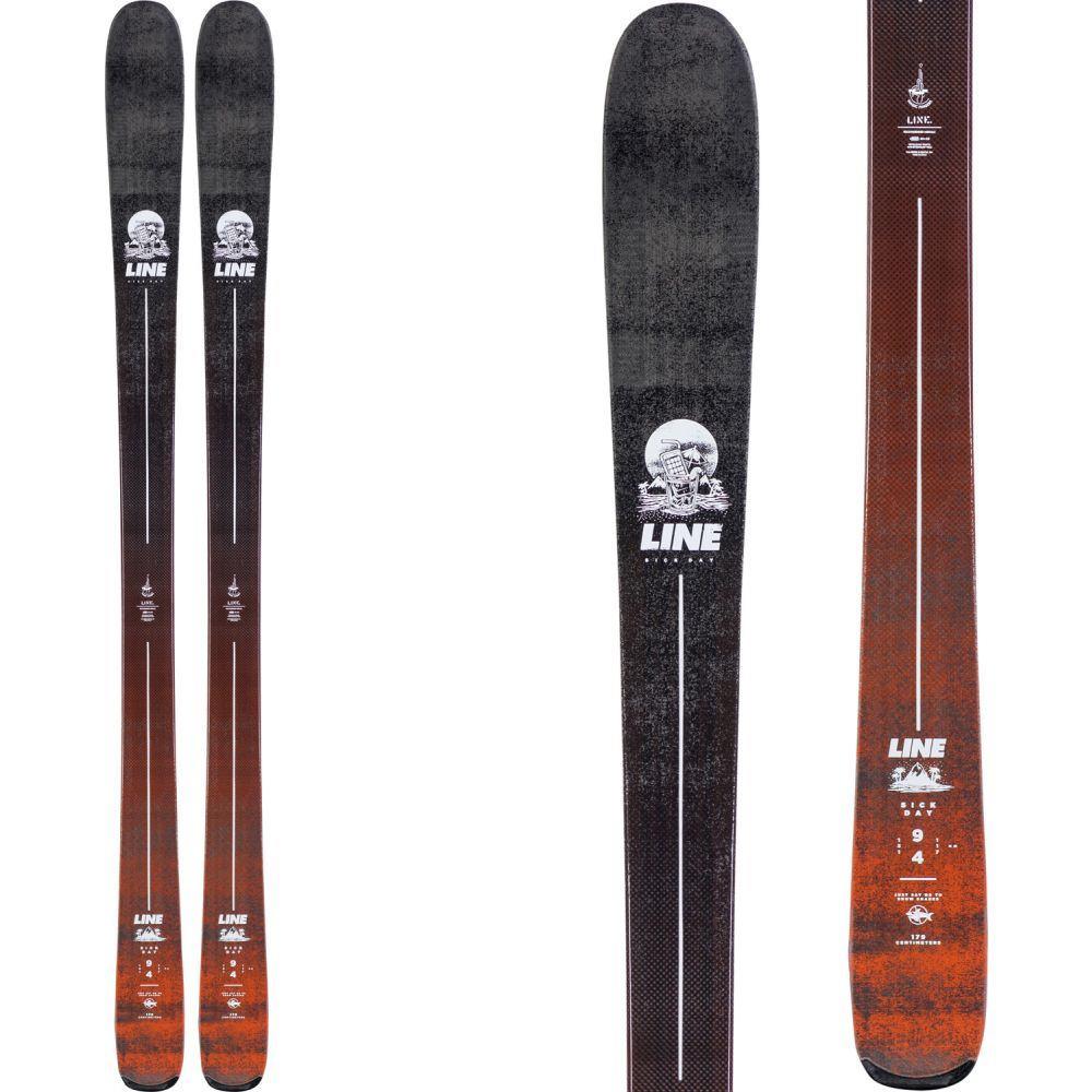 ライン Line メンズ スキー・スノーボード ボード・板【Sick Day 94 Skis 2020】