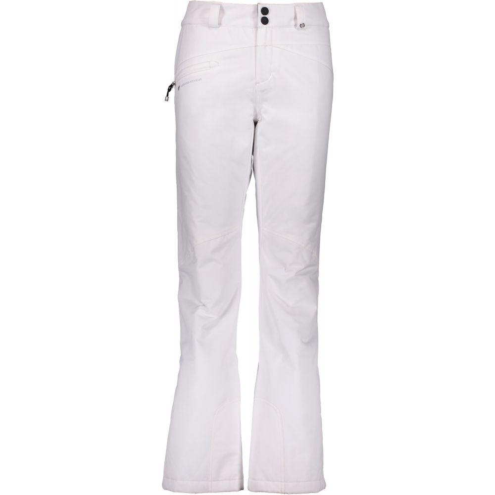 オバマイヤー Obermeyer レディース スキー・スノーボード ボトムス・パンツ【Malta Ski Pants】White