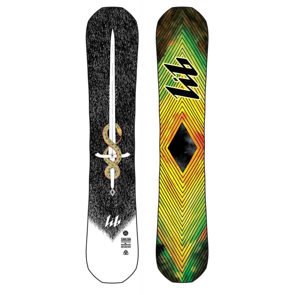 リブテック Lib Tech メンズ スキー・スノーボード ボード・板【T. Rice Pro HP Wide Snowboard 2020】