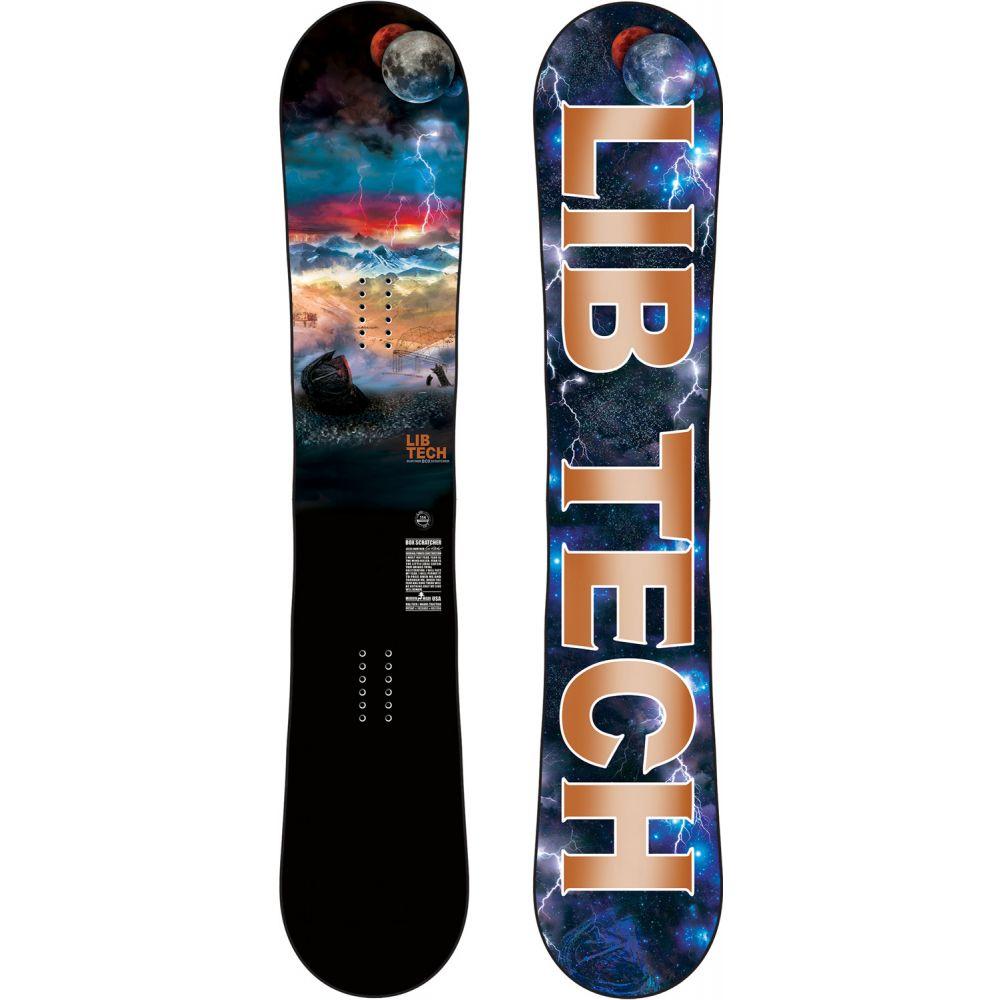 リブテック Lib Tech メンズ スキー・スノーボード ボード・板【Burtner Box Scratcher Snowboard 2020】