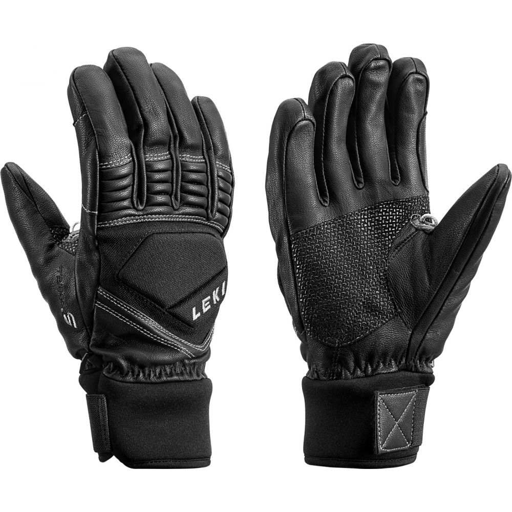 レキ Leki メンズ スキー・スノーボード グローブ【Copper S Gloves】Black