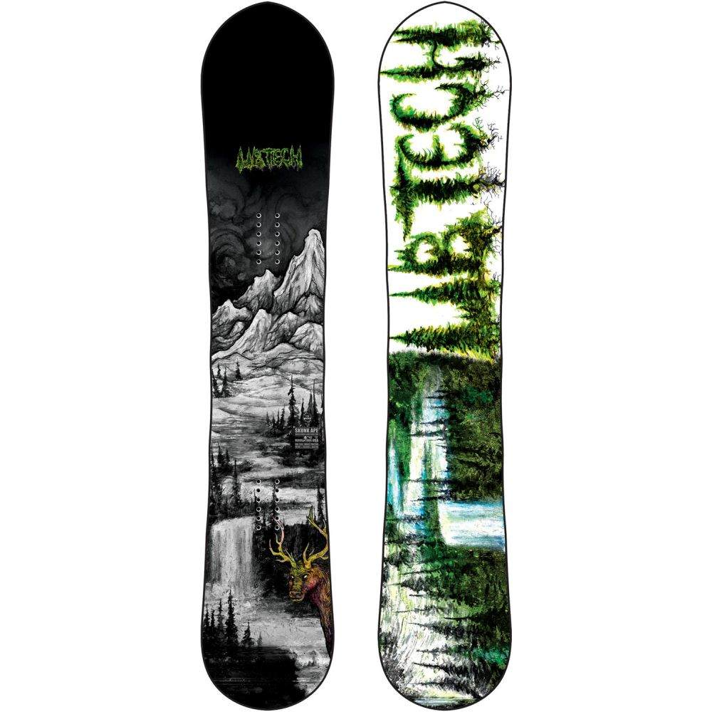 リブテック Lib Tech メンズ スキー・スノーボード ボード・板【Skunk Ape HP Ultra Wide Snowboard 2020】