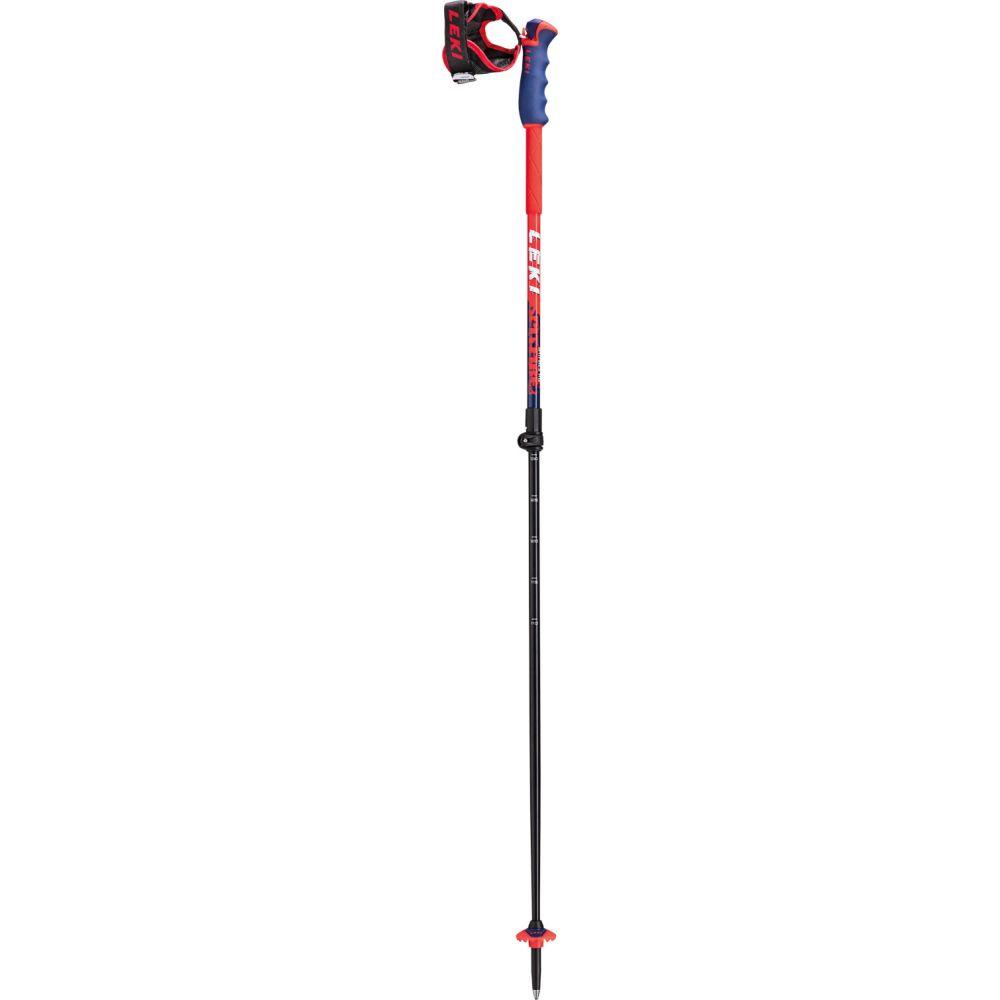 レキ Leki メンズ スキー・スノーボード ポール【Spitfire Vario S Ski Poles】