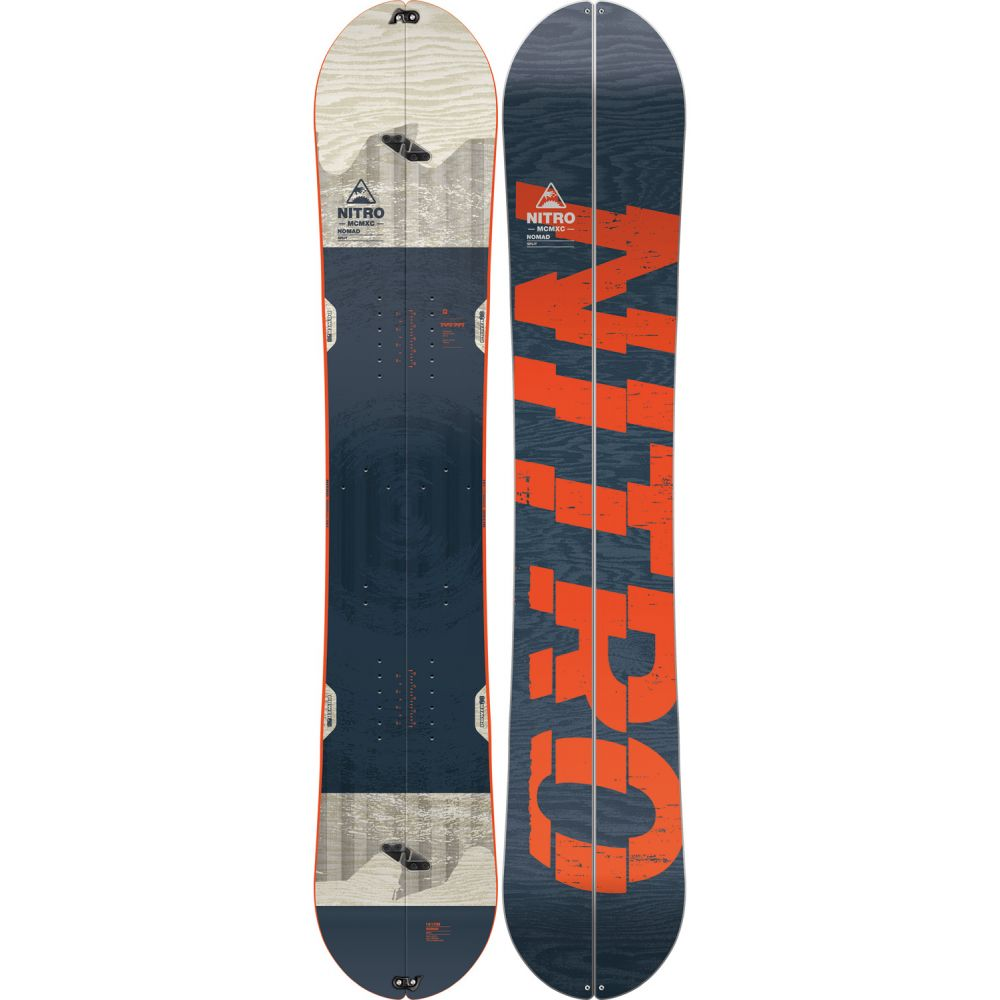 ニトロ Nitro メンズ スキー・スノーボード ボード・板【Nomad Splitboard 2020】