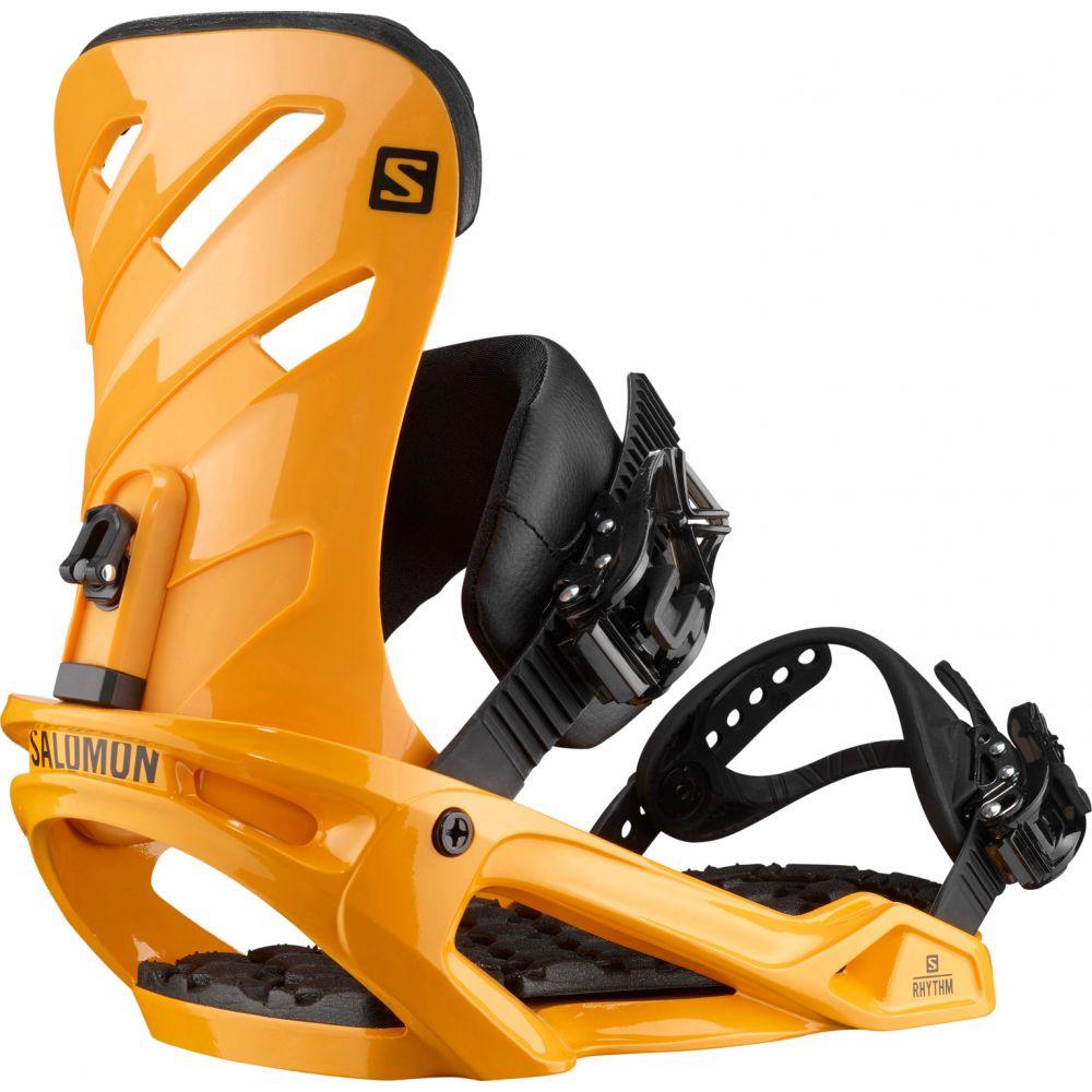 サロモン Salomon メンズ スキー・スノーボード ビンディング【Rhythm Snowboard Bindings 2020】Saffran