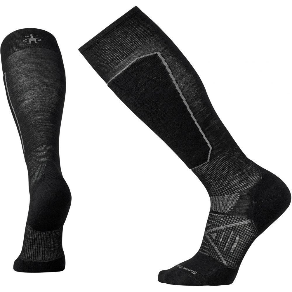 スマートウール Smartwool メンズ スキー・スノーボード ソックス【PhD Ski Light Elite Socks】Black