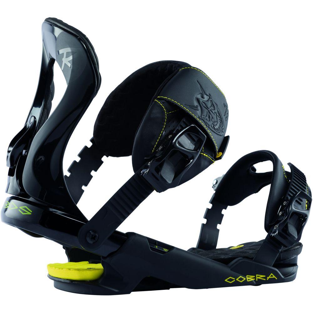 ロシニョール Rossignol メンズ スキー・スノーボード ビンディング【Cobra Snowboard Bindings 2020】Black