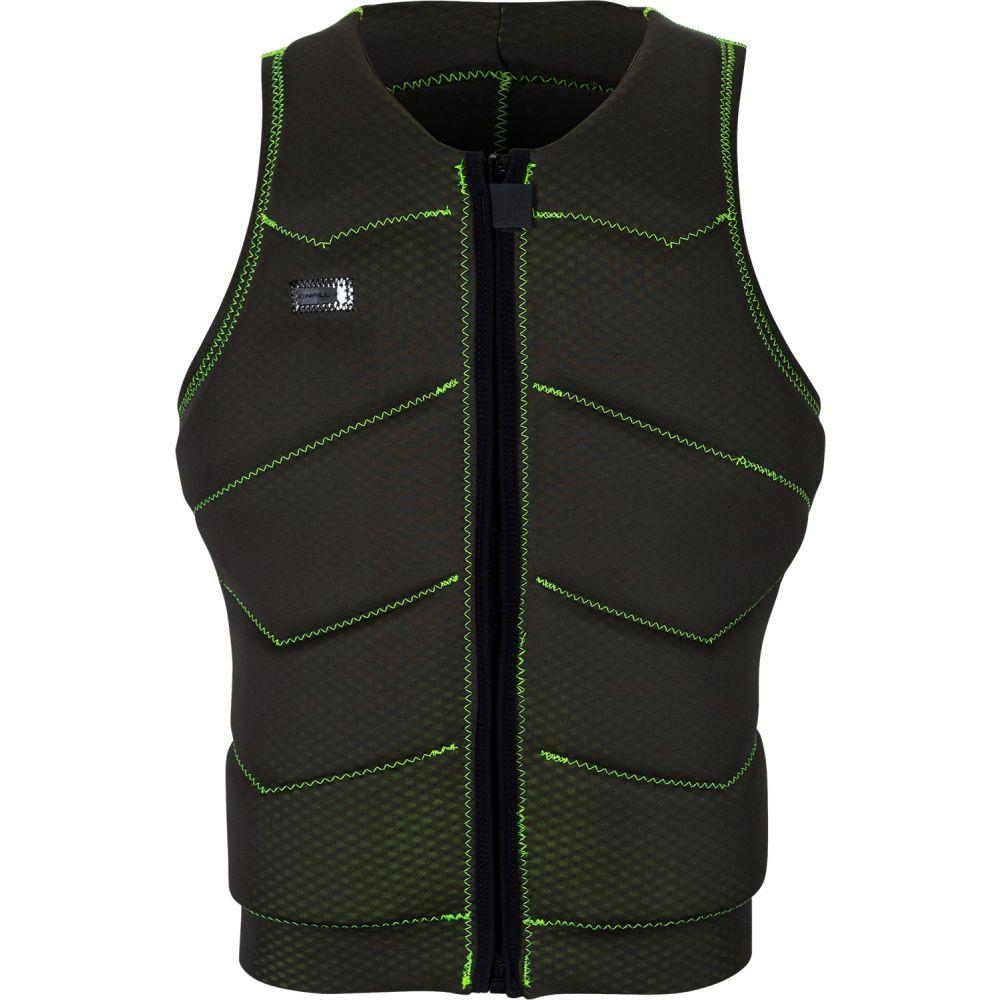 オニール O'Neill メンズ トップス【Hyper Freak Comp NCGA Wakeboard Vest】Fade Green/Lime