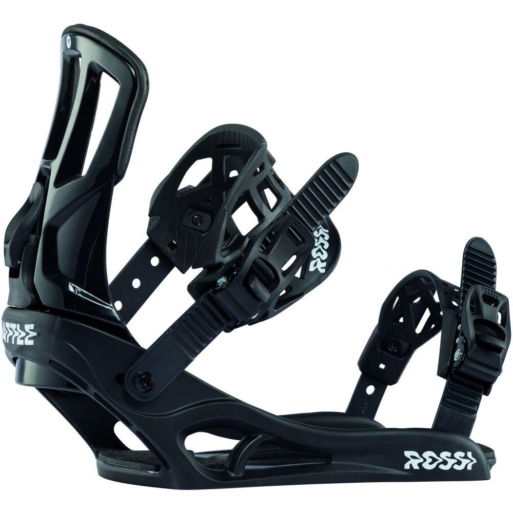 ロシニョール Rossignol メンズ スキー・スノーボード ビンディング【Battle Snowboard Bindings 2020】Black/White