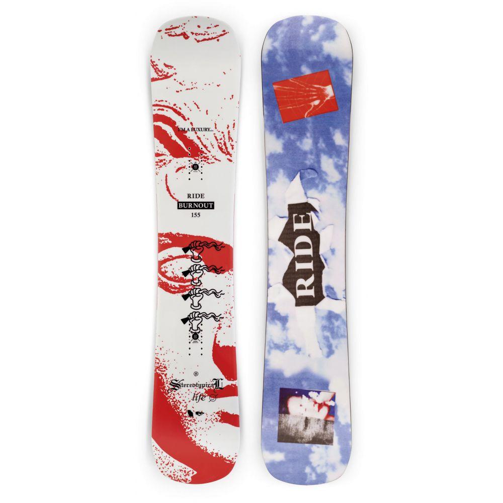ライド Ride メンズ スキー・スノーボード ボード・板【Burnout Wide Snowboard 2020】