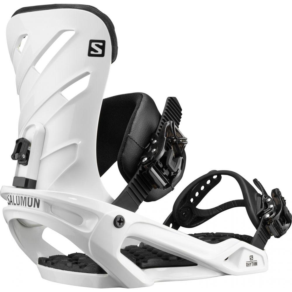 サロモン Salomon メンズ スキー・スノーボード ビンディング【Rhythm Snowboard Bindings 2020】White