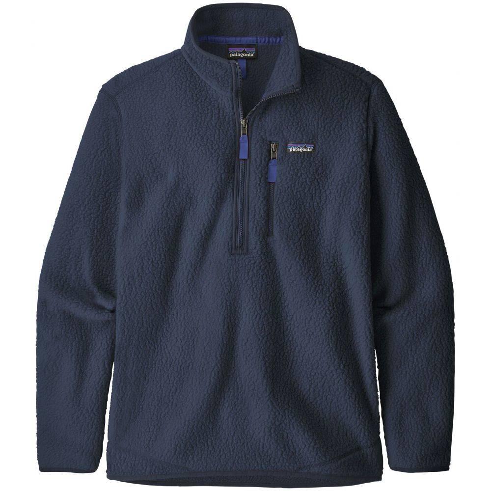 パタゴニア Patagonia メンズ フリース トップス【Retro Pile Pullover Fleece】New Navy