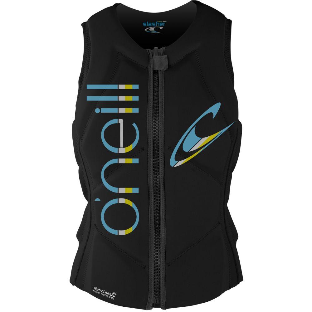 オニール O'Neill レディース トップス【Slasher Comp NCGA Wakeboard Vest】Black/Black