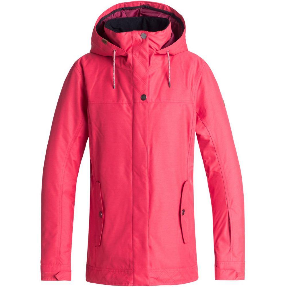 ロキシー Roxy レディース スキー・スノーボード ジャケット アウター【Billie Snowboard Jacket 2019】Teaberry