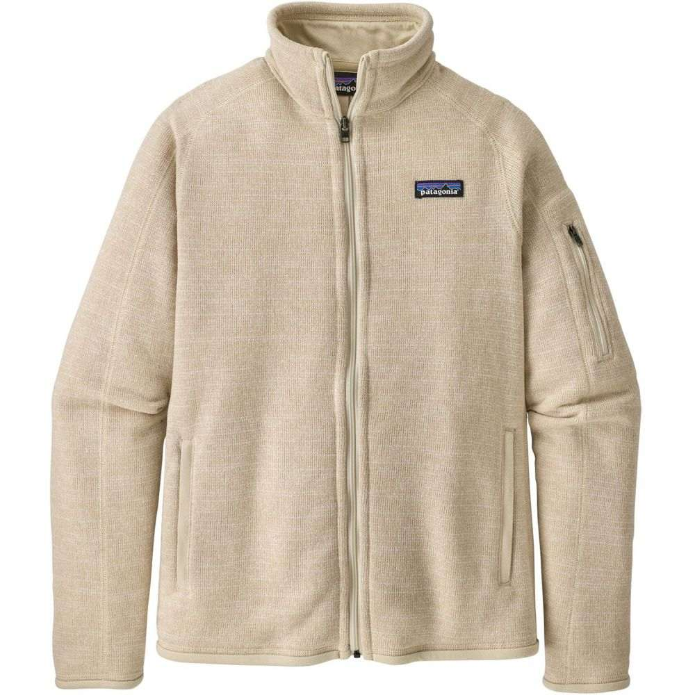 パタゴニア Patagonia レディース フリース トップス【Better Sweater Fleece】Oyster White