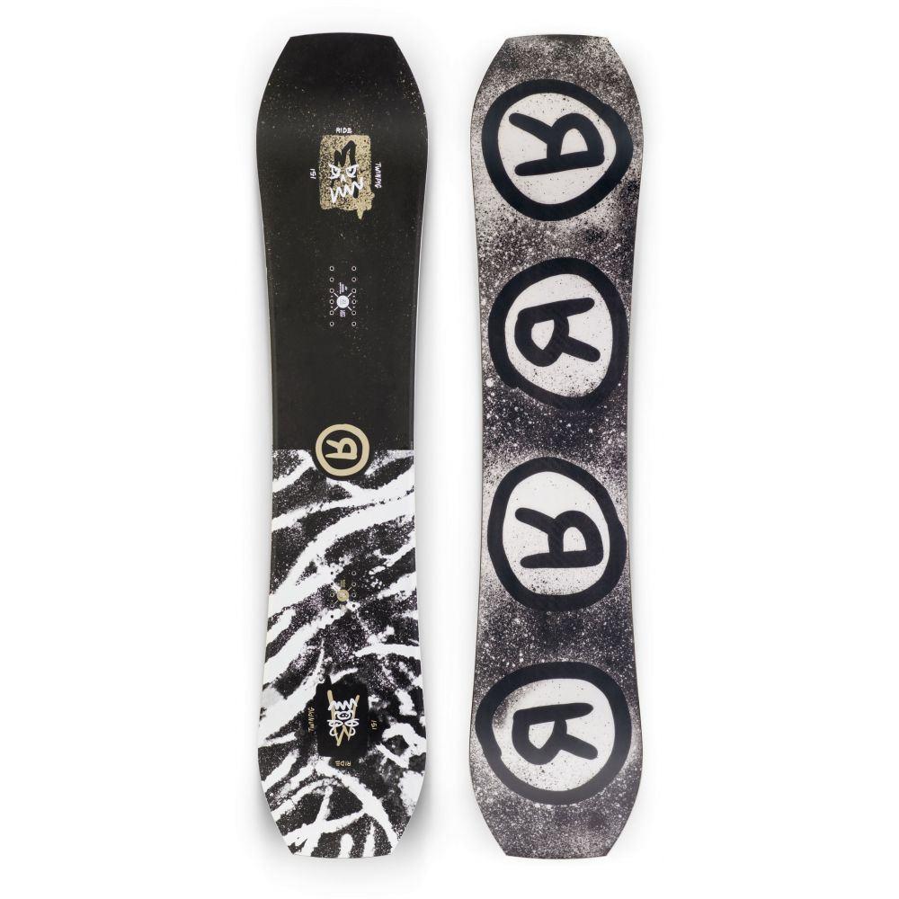 ライド Ride メンズ スキー・スノーボード ボード・板【Twinpig Wide Snowboard 2020】