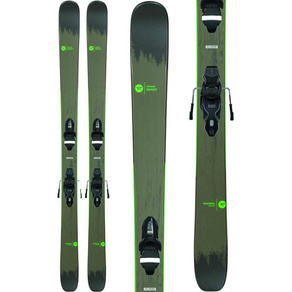 ロシニョール Rossignol メンズ スキー・スノーボード ビンディング【Smash 7 Skis w/ Xpress 10 Bindings 2020】Black