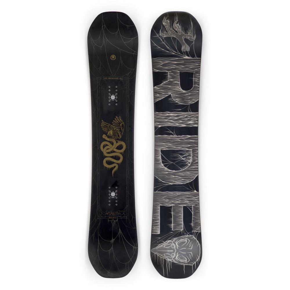 ライド Ride メンズ スキー・スノーボード ボード・板【Machete Snowboard 2020】