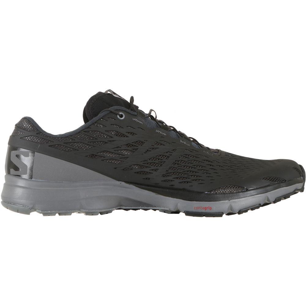 サロモン Salomon メンズ ウォーターシューズ シューズ・靴【XA Amphib Water Shoes】Phantom/Black/Quiet Shade