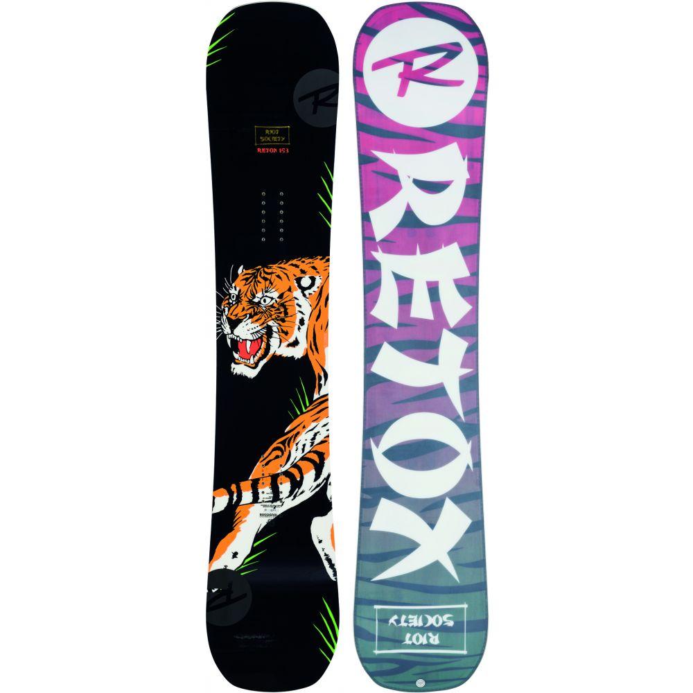 ロシニョール Rossignol メンズ スキー・スノーボード ボード・板【Retox Snowboard 2020】