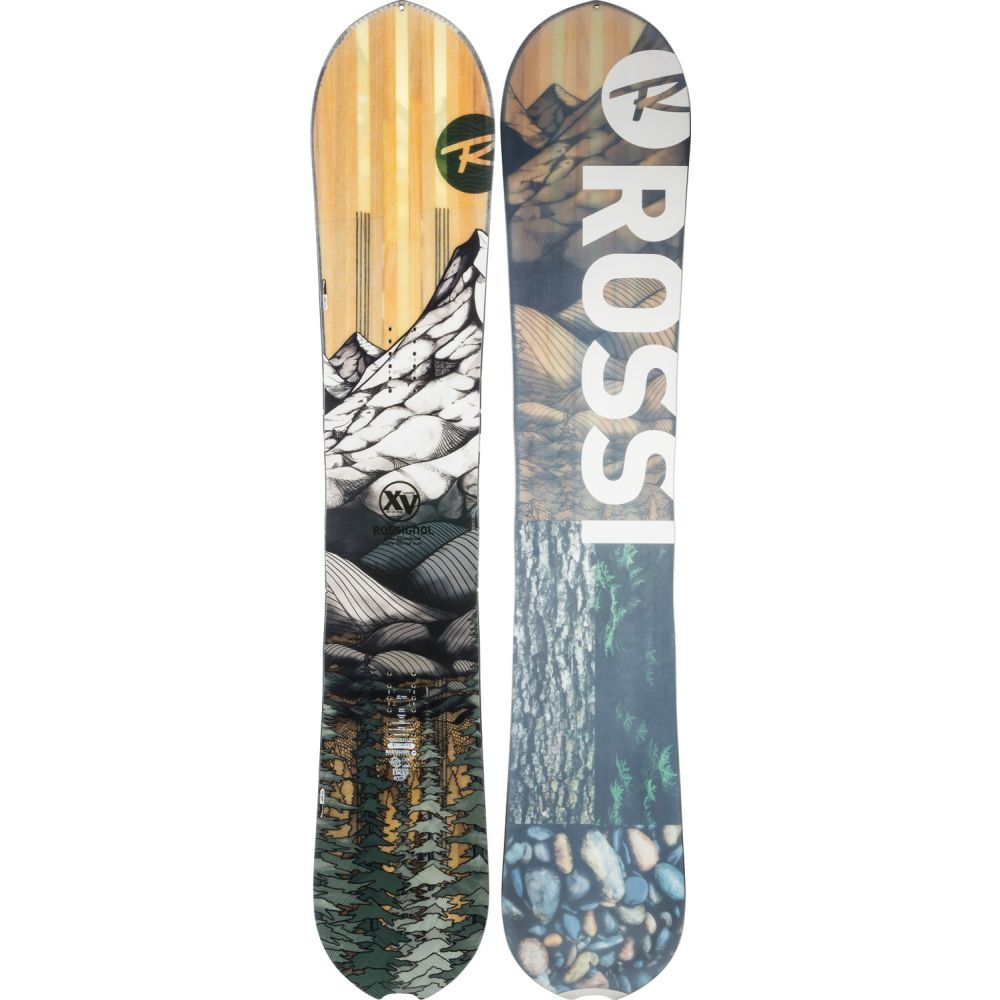 ロシニョール Rossignol メンズ スキー・スノーボード ボード・板【XV Wide Snowboard 2020】