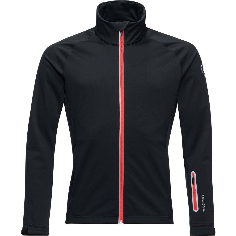 ロシニョール Rossignol メンズ スキー・スノーボード ソフトシェルジャケット アウター【Softshell XC Ski Jacket】Black