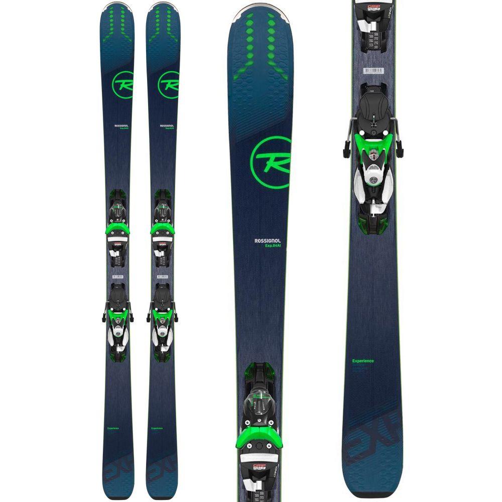 ロシニョール Rossignol メンズ スキー・スノーボード ビンディング【Experience 84 Ai Skis w/ SPX 12 GW Bindings 2020】