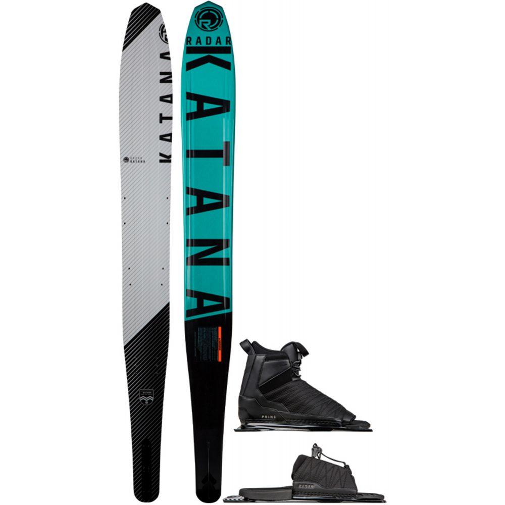 レーダー Radar メンズ スキー・スノーボード ビンディング【Katana Slalom Ski w/ Prime/ARTP Bindings】