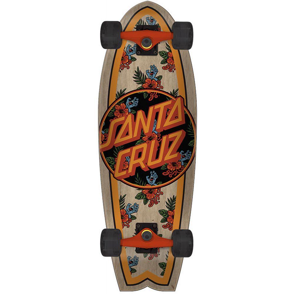 サンタクルーズ Santa Cruz メンズ スケートボード ボード・板【Vacation Dot Cruiser Complete】