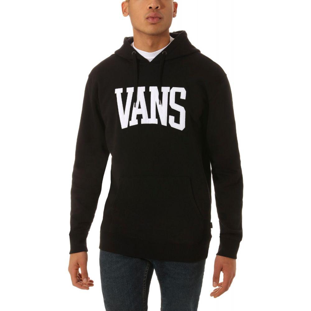 ヴァンズ Vans メンズ スキー・スノーボード パーカー トップス【SVD University Pullover Hoodie】Black