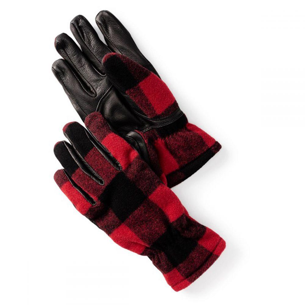 スマートウール Smartwool メンズ スキー・スノーボード グローブ【Stagecoach Gloves】Bright Red