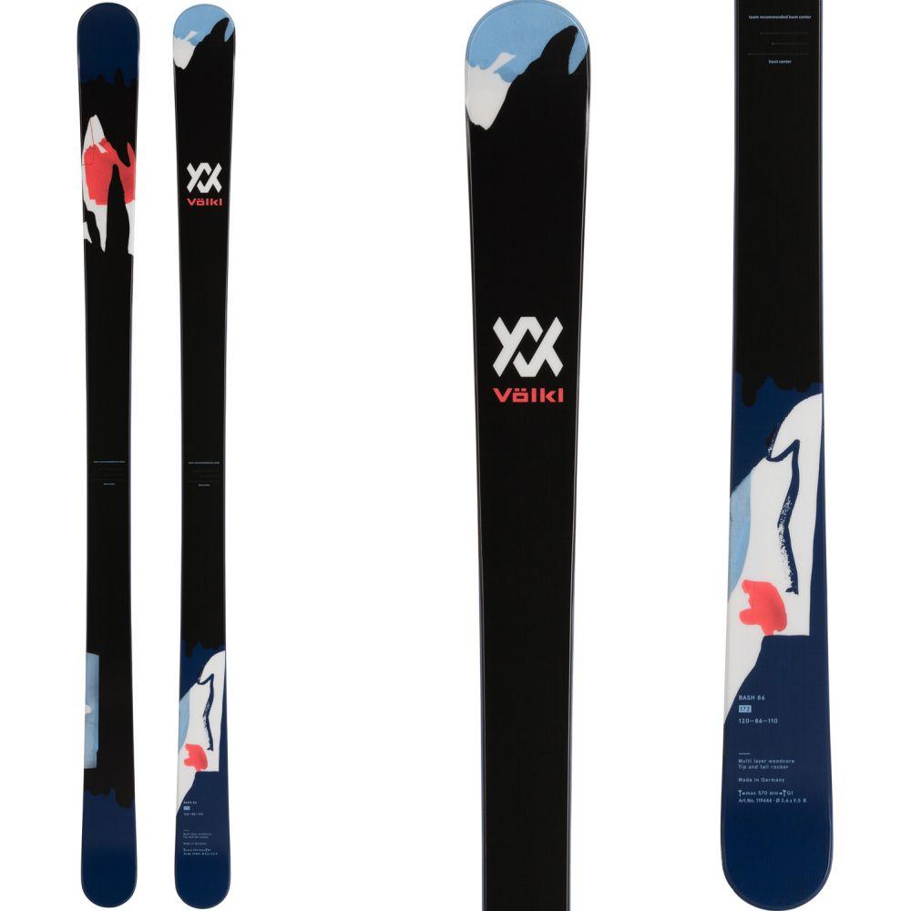 フォルクル Volkl メンズ スキー・スノーボード ボード・板【Bash 86 Skis 2020】