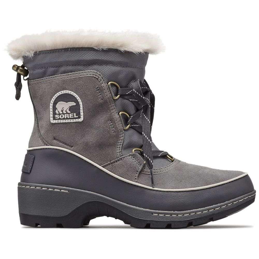 ソレル Sorel レディース ブーツ シューズ・靴【Tivoli III Boots】Quarry/Cloud Grey