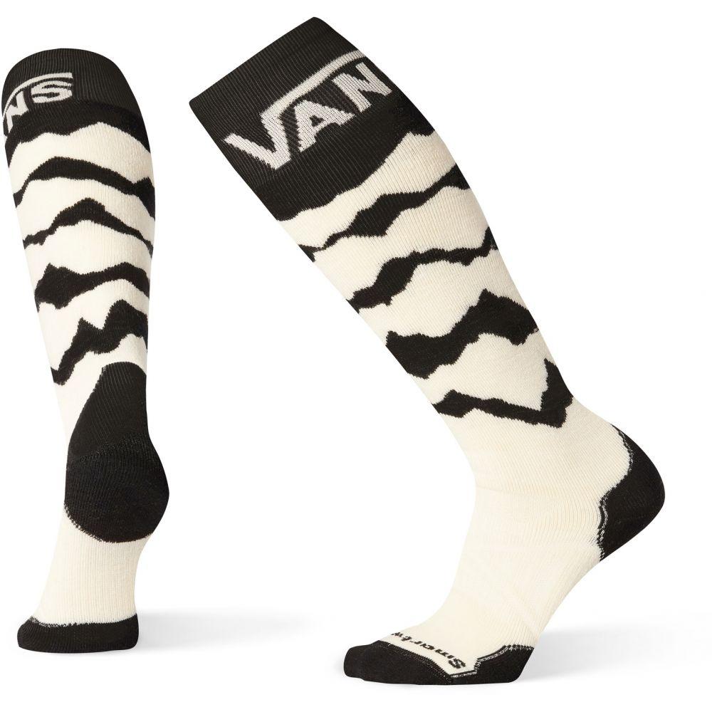 スマートウール Smartwool メンズ スキー・スノーボード ソックス【X Vans Snow Mountains Medium Socks】Black
