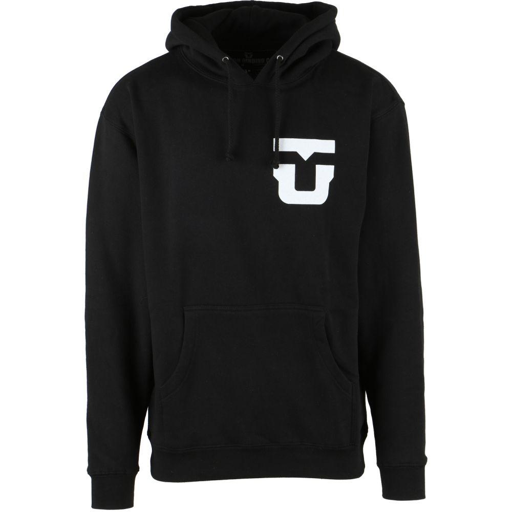 ユニオン Union メンズ スキー・スノーボード パーカー トップス【Team Hoodie】Black