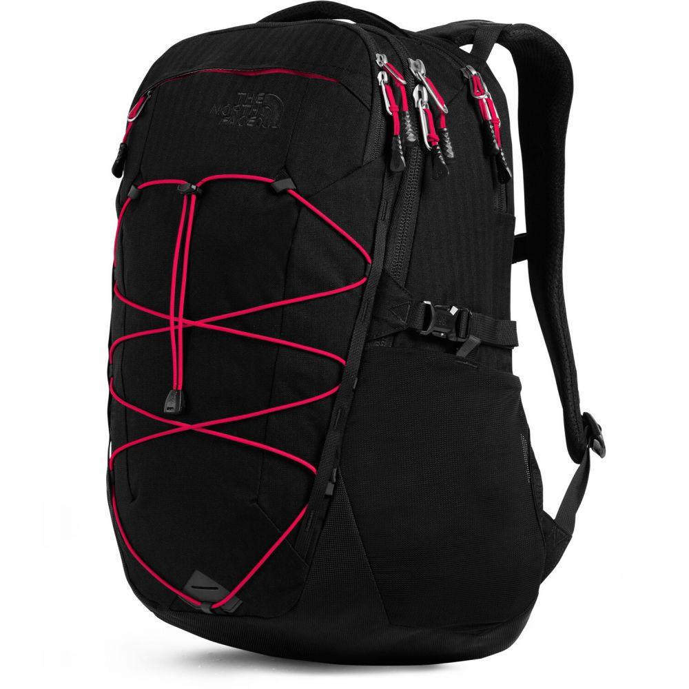ザ ノースフェイス The North Face メンズ バックパック・リュック バッグ【Borealis Backpack】TNF Black Light Directional Heather/TNF Red