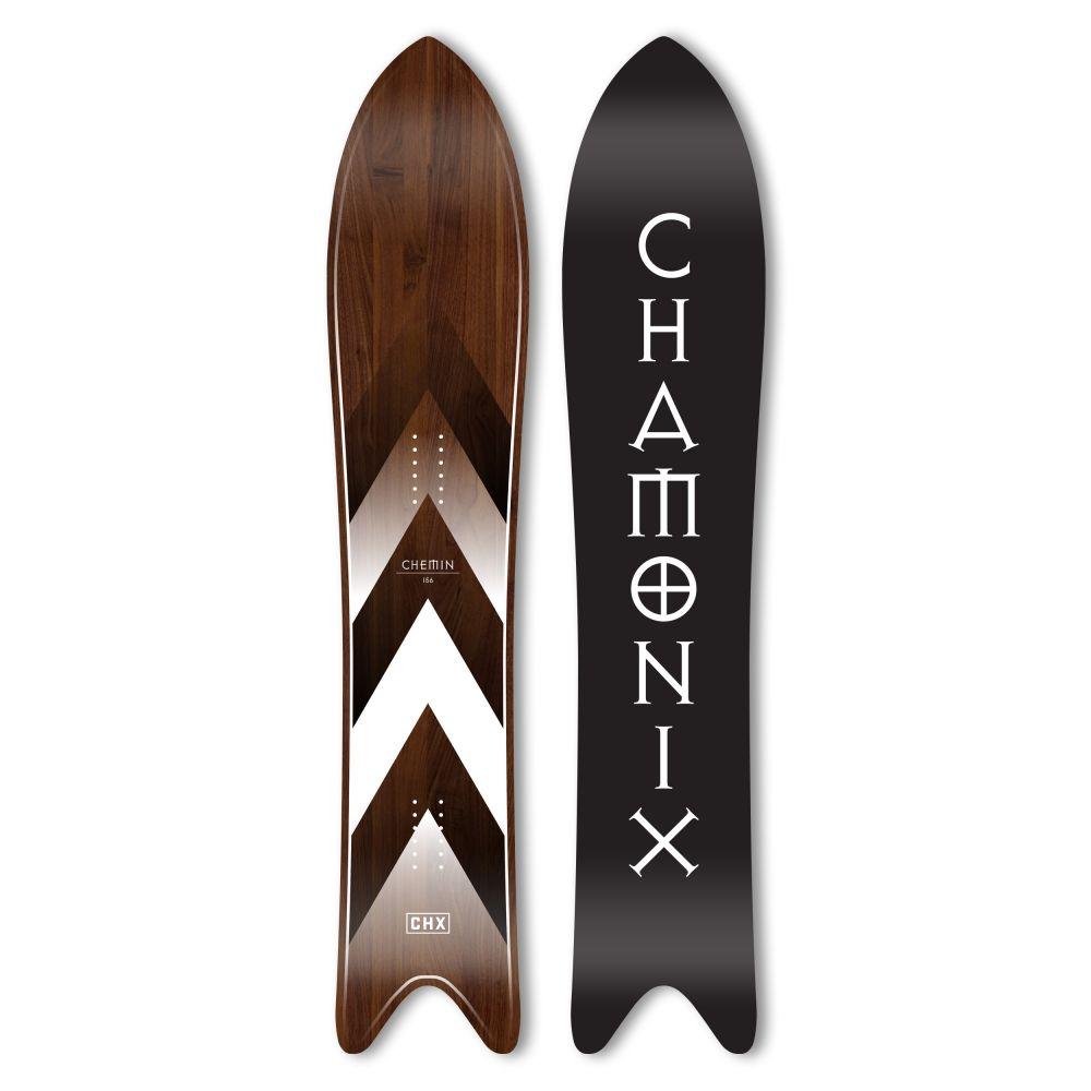 シャモニー Chamonix メンズ スキー・スノーボード ボード・板【Chemin Snowboard 2020】