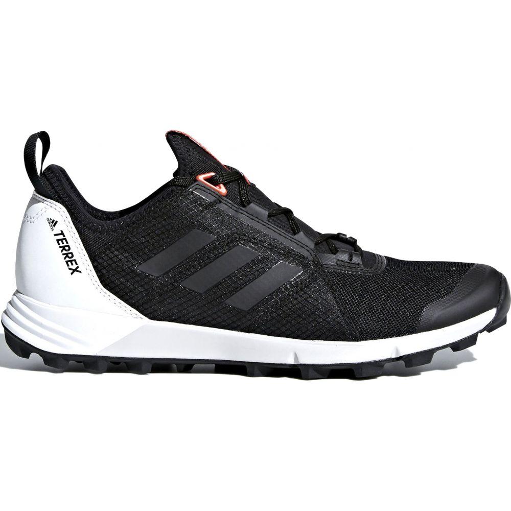 アディダス Adidas レディース ハイキング・登山 シューズ・靴【Terrex Agravic Speed Shoes】Black/Black/White