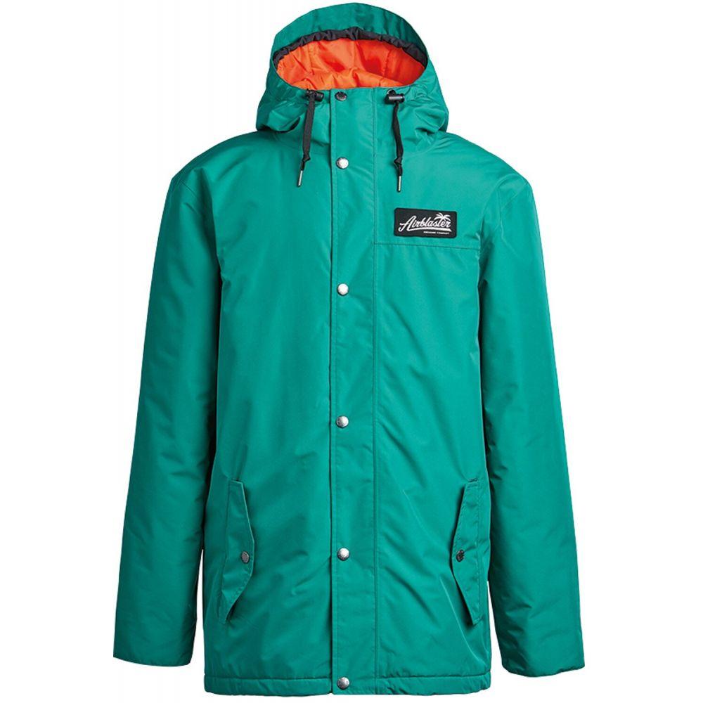 エアブラスター Airblaster メンズ スキー・スノーボード コート ジャケット アウター【Heritage Parka Snowboard Jacket 2020】Ever緑