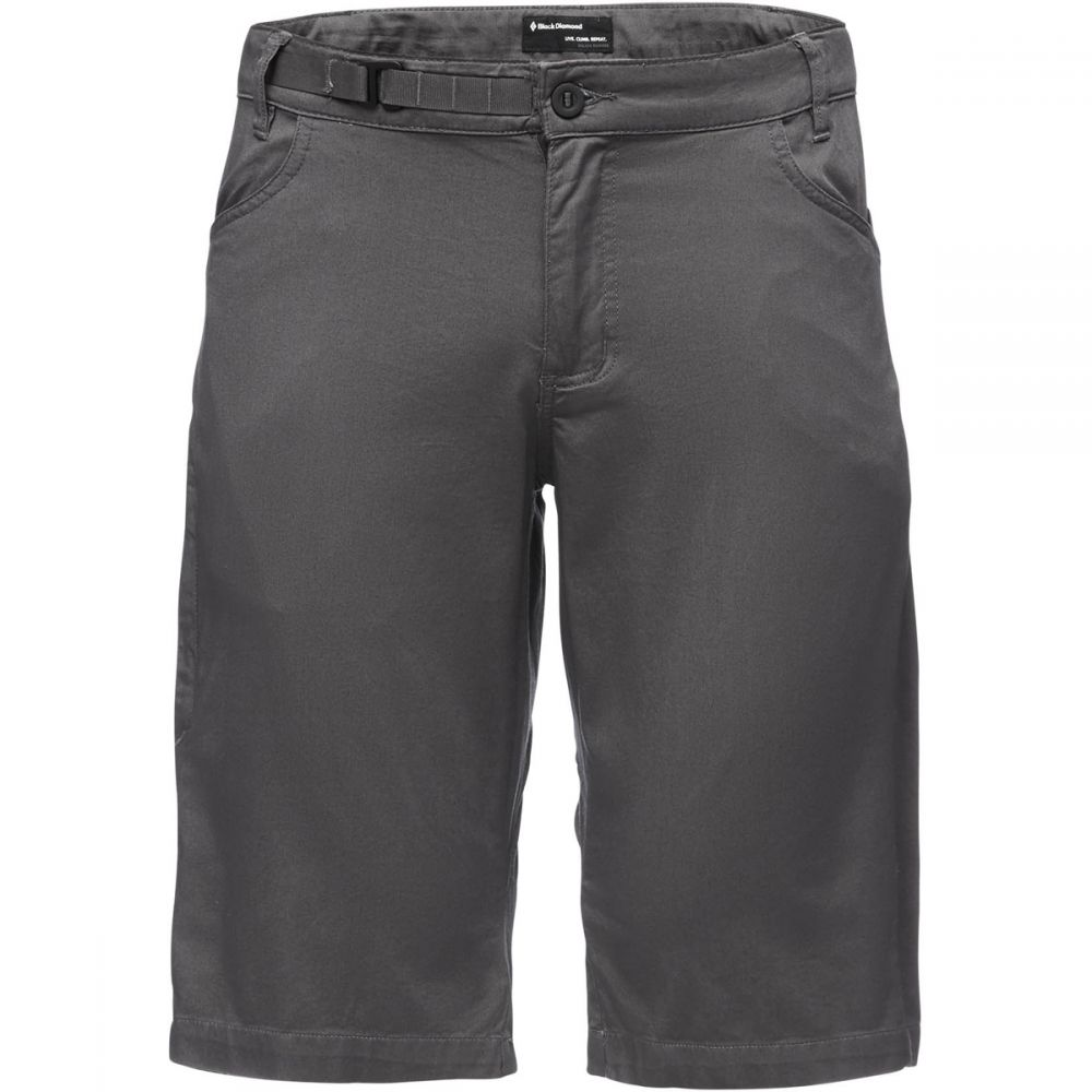 ブラックダイヤモンド Black Diamond メンズ ショートパンツ ボトムス・パンツ【Credo Shorts】Slate